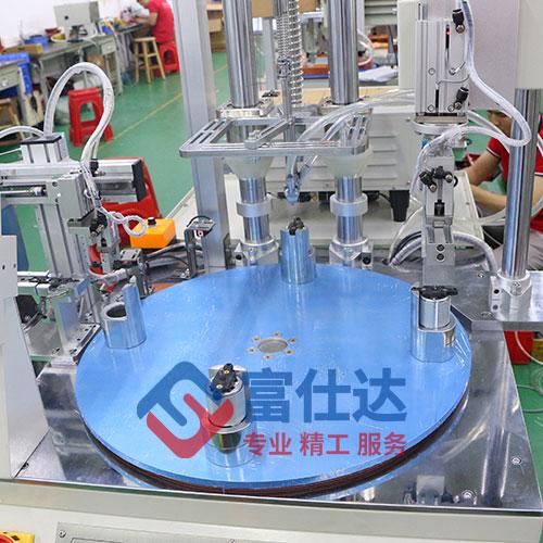 电ji自动组装拧螺丝设备